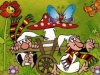 Rákosníček, Křemílek a Vochomůrka na zámku