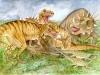 Dinosauři na Chvalském zámku