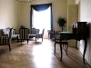 Modrý salónek (3.nadzemní podlaží)