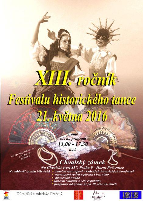 Festival historického tance