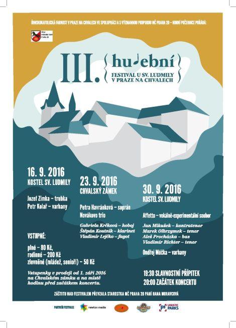 Hudební festival u sv. Ludmily