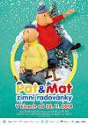 PAT A MAT: Zimní radovánky. Na Chvalském zámku losujeme o vstupenky!
