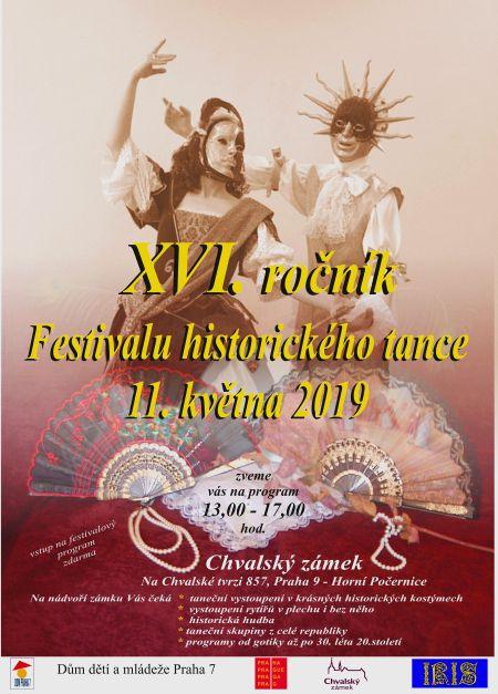 2019 Festival historického tance