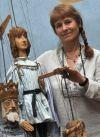 Slavnostní otevření výstavy Chaloupka na vršku se Šárkou Váchovou