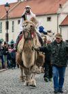 Foto k akci Zavírání Vánoc na Chvalském zámku