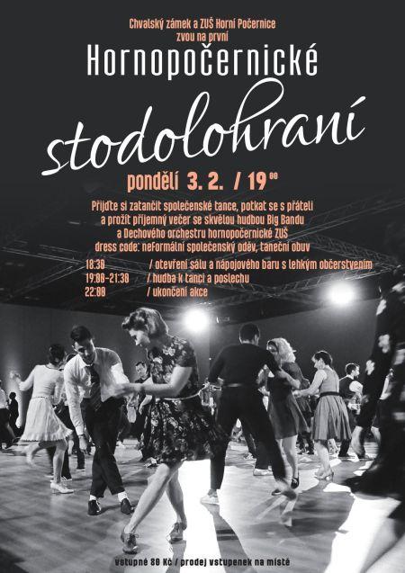 Plakát k akci Počernické stodolohraní
