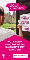 Plakát k akci České léto s T-Mobilem
