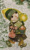Obrázek k výstavě V ten vánoční čas - Jan Kudláček/kresby a ilustrace pro děti